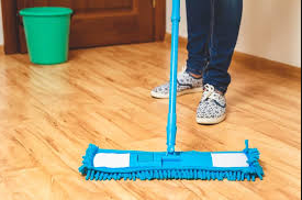 Cleaning Hardwood Floors & Floor Maintenance